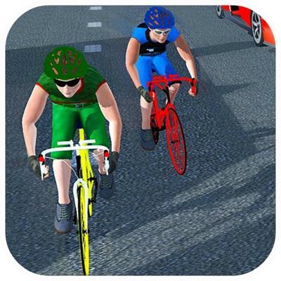 Extreme Bicycle City Race ios app