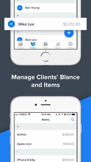 Invoice Good Invoice Maker On The App Store - Best invoice maker app