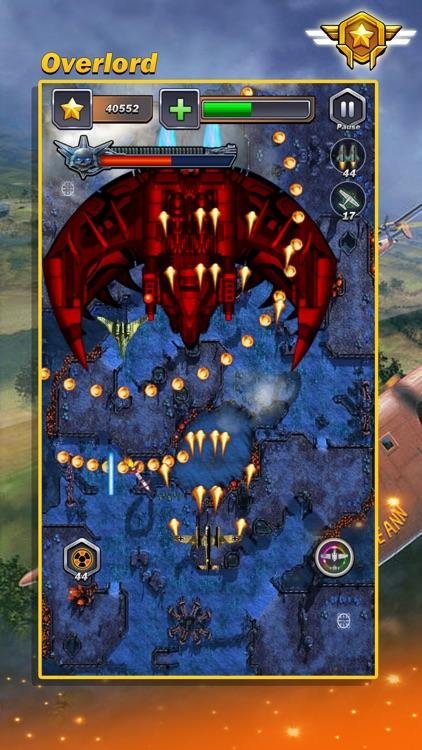 Squadron War: Galactic fighter screenshot-4