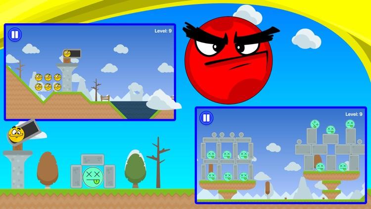 Angry Emojis Knock Down screenshot-4