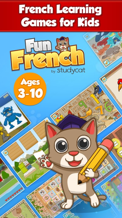 Fun French (SE) | Learn French screenshot-0