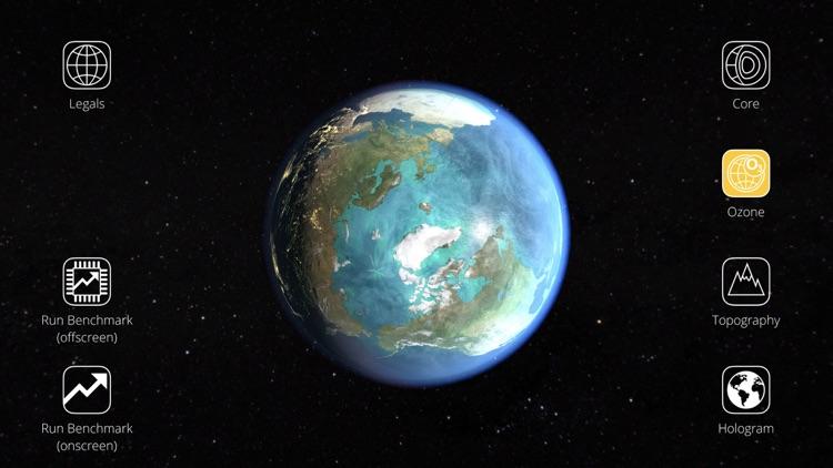 Orbital Flight Benchmark screenshot-9