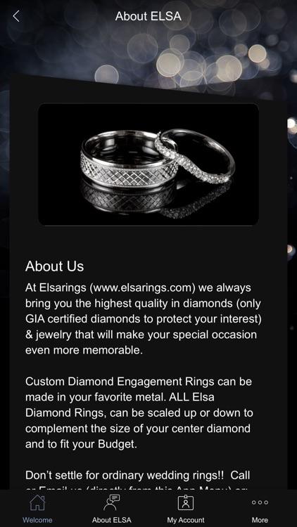 Elsa Jewelry
