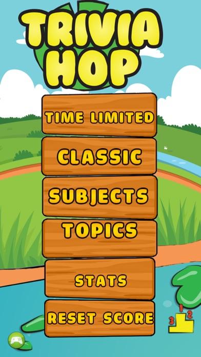 Trivia Hop screenshot 2