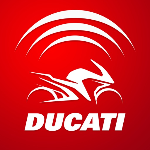 Download Ducati Link free for iPhone, iPod and iPad