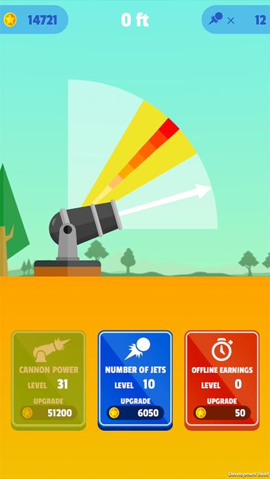 Hopping Ball - cool games ! screenshot 1
