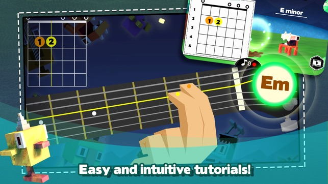Monster Chords Fun With Music On The App Store