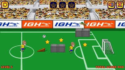 Freekick Training screenshot 3