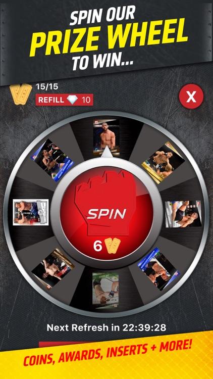 UFC KNOCKOUT: MMA Card Trader screenshot-5