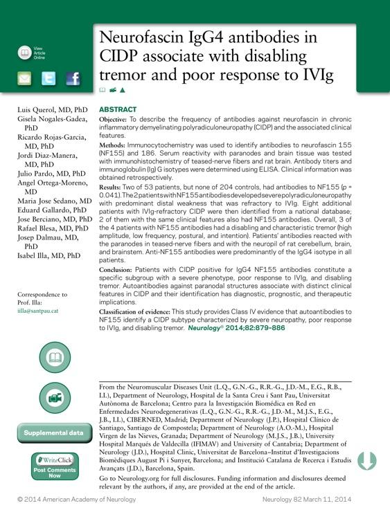 Neurology® - The Official Journal of the AAN screenshot-3