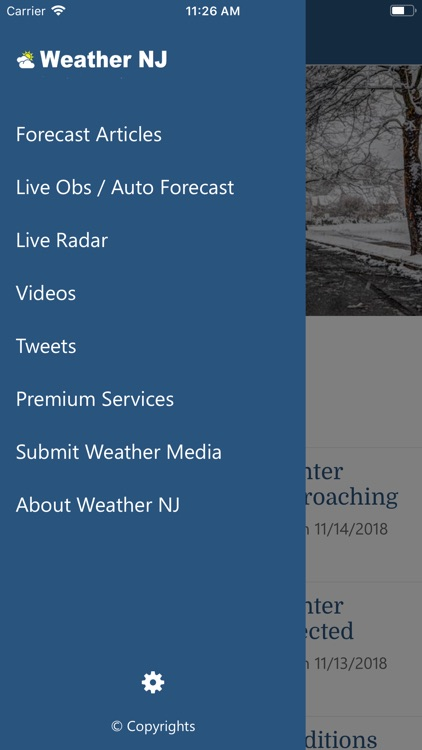 Weather NJ LLC