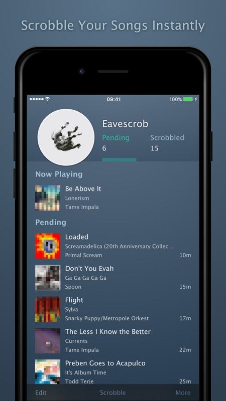 Eavescrob - for Last fm - Tips for Android & iOS Game