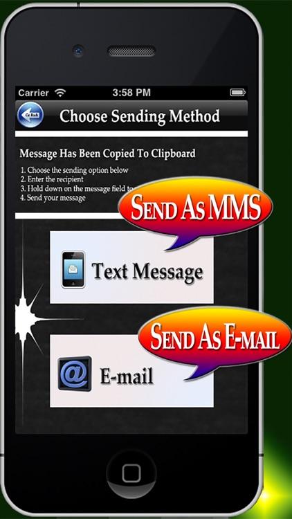 Fun Text Pro- Send Fancy Texts screenshot-4