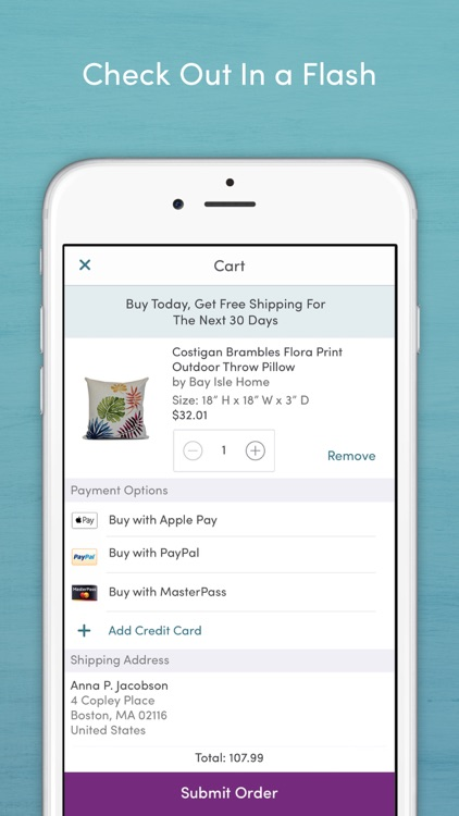 Wayfair - Shop Furniture, Home Decor, Daily Sales screenshot-3