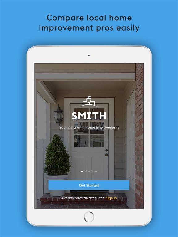 Smith: Home Remodel, Improvement & Repairs screenshot