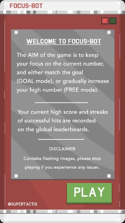 Focus-Bot screenshot-3