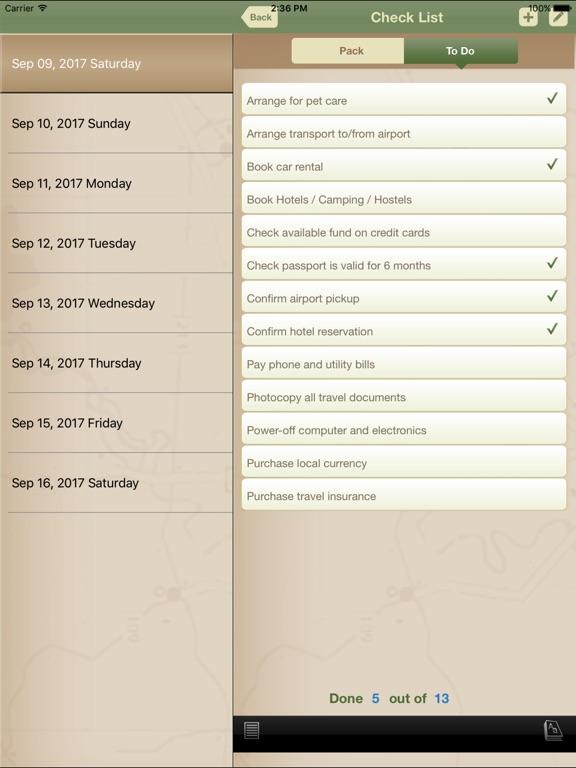 trip planner pro app price drops