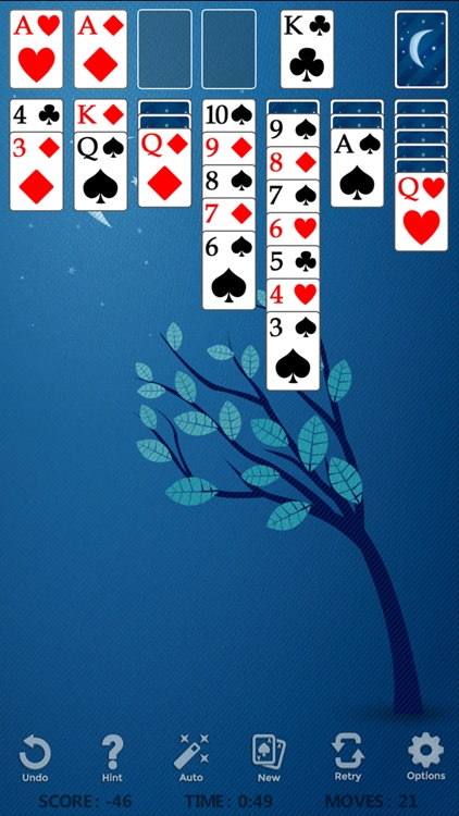 Solitaire ‣