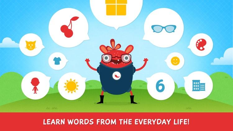 Pili Pop English: learn English for kids