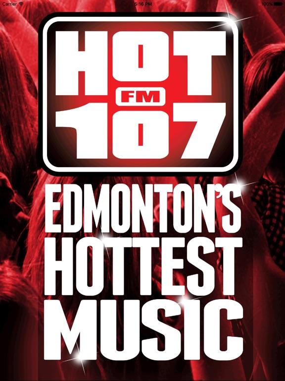 HOT 107 - Edmonton Скриншоты6
