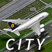 客机城市机场集合