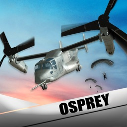 Osprey V22 Combat Operations