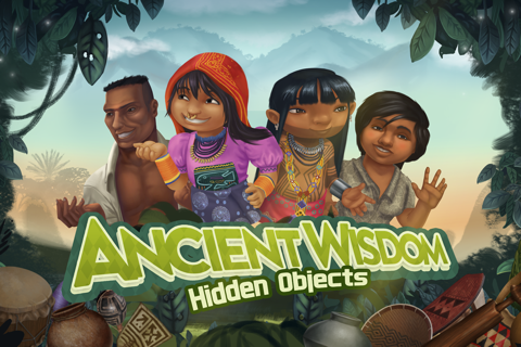 Ancient Wisdom Hidden Objects - náhled