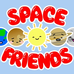 Space Friends Animated Emoji
