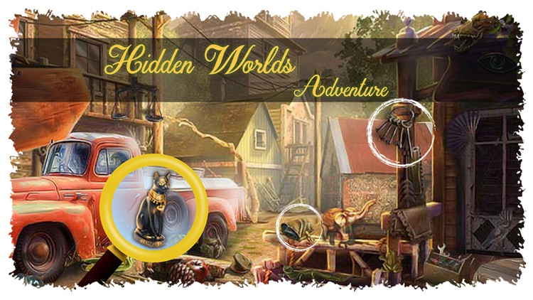 Hidden World Adventure screenshot-3