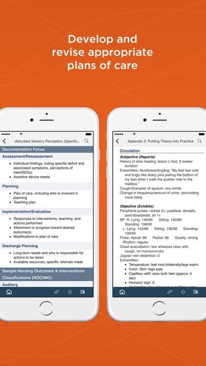 Nurse's Pocket Guide-Diagnosis screenshot-3
