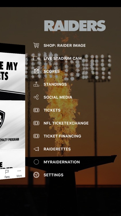 Raiders App screenshot-3