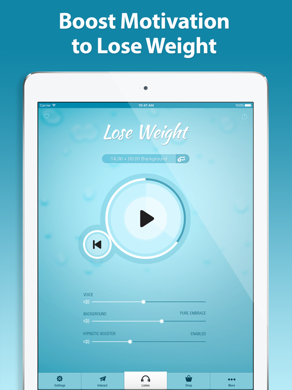 Screenshot #4 pour Weight Loss Hypnosis