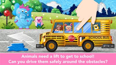 Learning Cars Educational Games for Preschool Kids screenshot 2