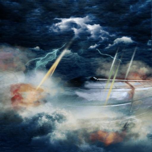 Battleship Ocean Islands War
