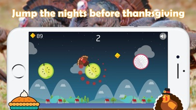 Thanksgiving Jumping Turkey screenshot 3