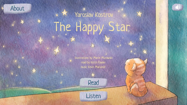 The Happy Star - Bedtime Story