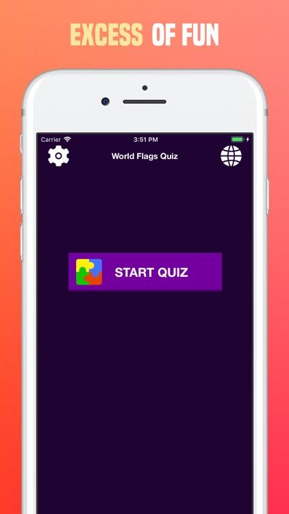 World Flags Quiz -Guess Trivia screenshot-9