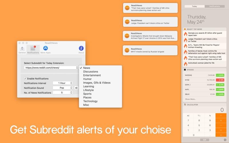 Readit News: App for Reddit Screenshots