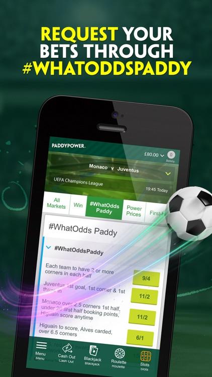 Paddy Power Sports Betting screenshot-3