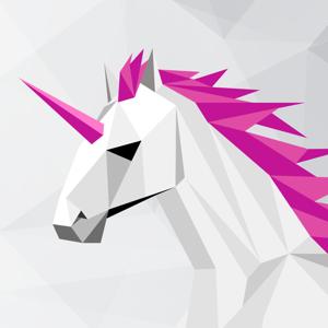 UNICORN: Low Poly Puzzle Game ios app