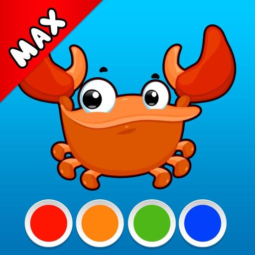 Coloring Your Ocean MAX