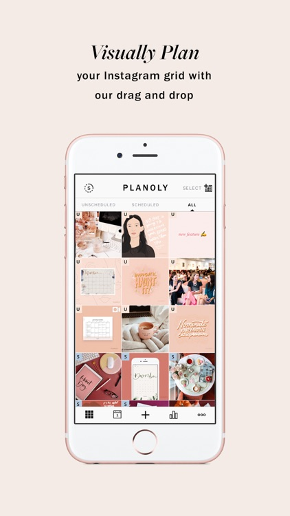Planoly: Planner for Instagram screenshot-0