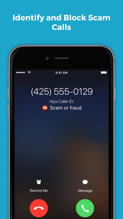 Hiya Caller ID and Block screenshot-0