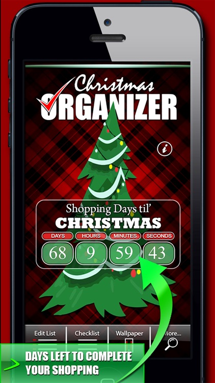 Christmas Gift Organizer! screenshot-0