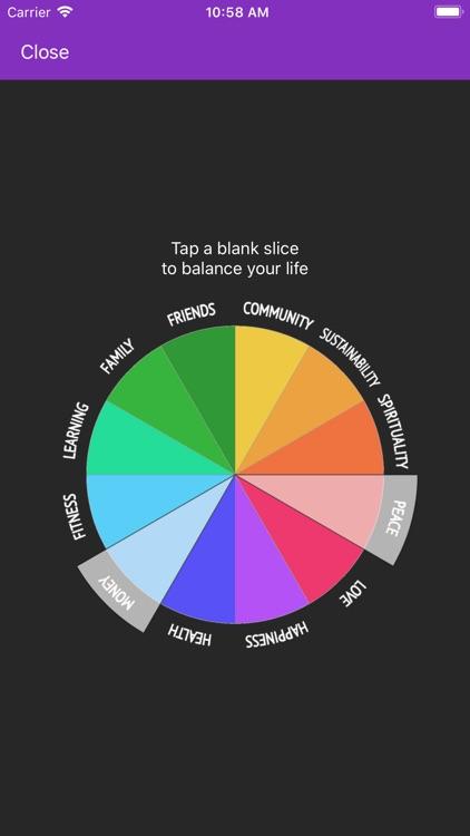 Miwaresoft Wheel Of Life screenshot-0