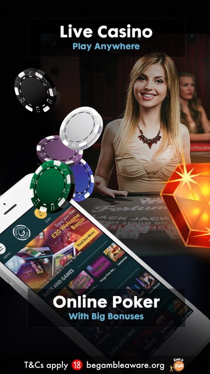 Grosvenor Casino App screenshot-2