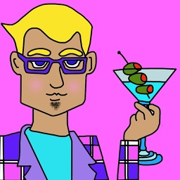 Martini Mad by Lynnda Rakos