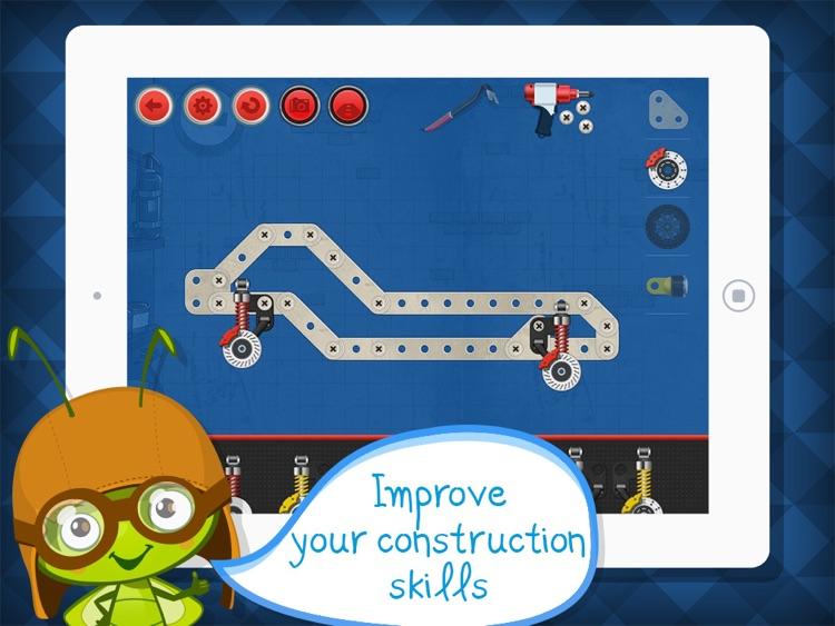 STEM Builder - Cars & Trucks screenshot-4