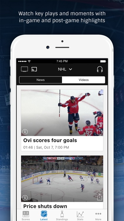 NHL screenshot-3