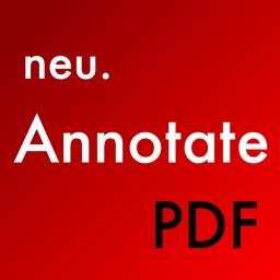 neu.Annotate PDF